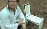 Mikrodalga Fırın Bomba Gibi Patladı