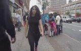 """New York""""ta Kadına Taciz"""