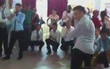 Düğünde Çillibomla Coşan Atletli Dayı