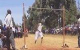 Onlarda Yüksek Atlama | Bizde Yüksek Atlama