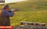 Üzümlü Yarı Otomatik Av Tüfeği Deneme Atışları ( Gazlı Sistem )