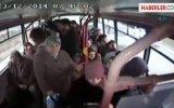 Halk Otobüsünde Liseli Kıza Taciz Kamerada