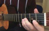 Can Gitar Dersleri 6 ( Pinhani - Beni Al ) Nasıl Çalınır ?