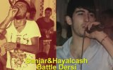 Sanjar Ft. Hayalcash - Battle Dersi || Diss To Asi Styla ||   [ 2015 ]