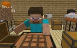 [ Minecraft animation ] Minecraft player School - Crafting
