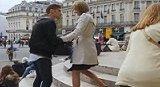 Saldırıya Uğrayan Kadına Verilen Tepki ( Sosyal Deney )