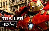 Avengers : Age of Ultron Official Trailer #1 ( 2015 ) - Avengers Sequel Movie HD