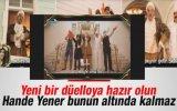 """Beyaz""""dan Hande Yener""""e Sebastian Klibi İZLE HD Beyaz Show Hande Yener Sebastian Şarkısı 04.04.2015"""