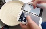 Samsung Galaxy S6 ve iPhone 6 Kaynatma Testi !