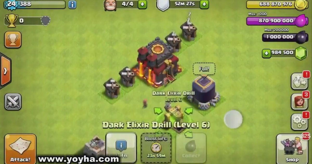 free gems in clash of clans download gems