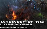 Dota 2 Harbinger of the Elder Wyrms - Dragon Knight Ultimate
