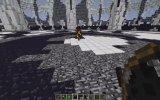 Minecraft Mob Battles | T - Rex Vs Ender Tıtan - Dinosaur Mod & Titan Mod !