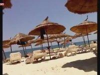 Tunus Teröristinin En Yakın Görüntüleri