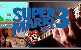 """Farklı Enstrümanlar Kullanarak Tek Başına Super Mario Bros. 3""""ün Müziğini Yapan Adam"""