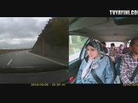 Türkiye'den Trafik Kazaları 3 - Araç İçi Kamera