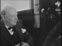 Churchill İnönü Gizli Vagon Görüşmesi (1943)