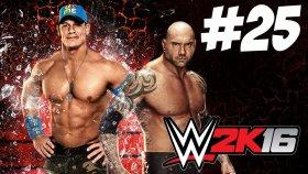WWE 2K16 Kariyer - Triple H Ve Çetesi - Bölüm 25
