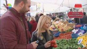 Ece Seçkin ile pazar alışverişi ( Pazar Sürprizi )
