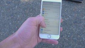 iPhone 6s'in Üzerinde Lastik Yakarsanız Ne Olur