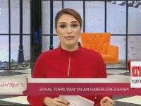 Zuhal Topal'ın Şehit Olayında Tribünlere Oynaması