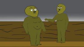 Nuh'un Gemisinde Türü Tükenen Goril ! Manyak Komedi !