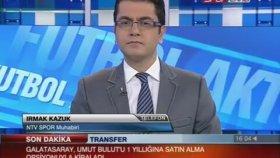 Galatasaray , Umut Bulut Transferini Bitirdi !