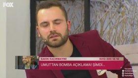 Umut'a Gelen Talip Hem Umut'u Hemde İzleyenleri Şaşkına Çevirdi ! - Fox Tv