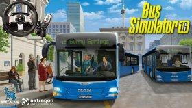 Logitech G27 ile Bus Simulator 2016 / / Beklemeye Değdi Mi ?