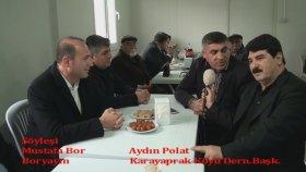 Boryayın - Sivas Zara Yukarıçamözü Köyü - HızırLokması - AydınPolat - MustafaBor - Kartal P.SultanAbdal Cemevi