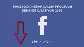 Facebook Hesap Çalma Programı 2016 denendi Çalışıyor