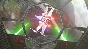 Star Wars'un Savaş Sahnesi Drone'lar İle Yeniden Canlandırıldı