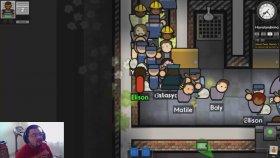Prison Architect Türkçe Oynanış Bölüm 51 Hapishaneyi Uzaylılar Bastı !
