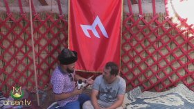 Buyuk Konusan Demirtas'a Ahsen Tv'de Buyuk Sok !