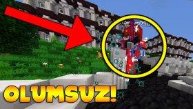 Adam Ölümsüzlüğün Şifresini Bulmuş ! - İlove Minecraft