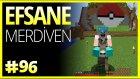 Merdivenler ve Yenilikler - Minecraft Türkçe Survival - Türkçe Minecraft - Bölüm 96