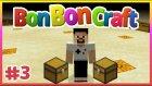 Gizli Sandık Odası - Minecraft Türkçe Survival - BonBonCraft - Bölüm 3