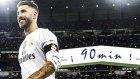 Real Madrid'in Kurtarıcısı Olduğunun Kanıtı Sergio Ramos'un 10 Kafa Golü