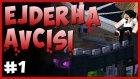 Ejderhalara Ölüm ! - Minecraft Modlu Survival - Ejderha Avcısı - Bölüm 1