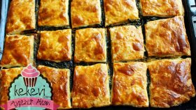 Ispanaklı Börek ( Kolay El Açması Kat Kat Börek ) | Ayşenur Altan Yemek Tarifleri