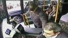 Burak Yılmaz'ın Otobüs Şöförü İle Kavgası ! ''ne Var Lan Artist ! ''