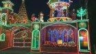 250 , 000 Işıktan Oluşan Noel Caddesi