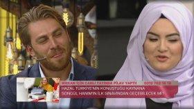 Hanife Yakışıklı Talibi Okhan'a Öyle Bir Cevap Verdi Ki - Zuhal Topal'la 87. Bölüm 22 Aralık Perşembe