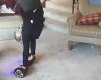 Hoverboard da Amuda Kalkmak ve Sonuç