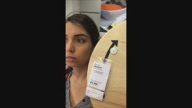 Karısını IKEA'da Ürün İsimleri ile Trolleyen Adam