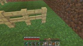 Minecraft İnek Ve Koyun Çiftligi Yapımı Hayatta Kalma - 31.bölüm
