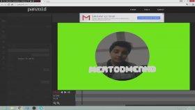 3 Dakikada Green Screen İntro Yapımı Ve Kullanımı ( Programsız )