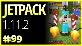 Minecrafta Jetpack Geldi Yaşasın ! - Minecraft Türkçe Survival - Türkçe Minecraft - Bölüm 99