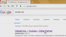 Youtube Partner Kanal Başvurusu Nasıl Yapılır ? WEDIACORP