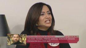 Ebru'nun Eski Eşinin Loca Adaylarına Attığı Mesaj Olay Yarattı ! | Zuhal Topal'la 89. Bölüm 26 Aralık