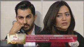 Ebru'nun Eski Eşinin Loca Adaylarına Attığı Mesaj Olay Yarattı ! | Zuhal Topal'la 89. Bölüm